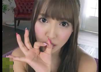 [三上悠亜]『今までで一番大きかったチ〇ポは…これくらい♡』チョー可愛い!元アイドルはチ〇ポをしゃぶりハメまくり!