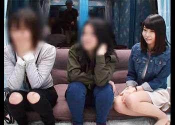 [マジックミラー号 春宮すず]『ヤルんですか♡』MM号が大学にやって来た!お友達にはAV女優なのをバレたくないJDピンチ!