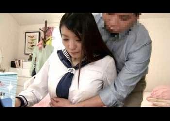 【天野美優】この間の事、お母さんに言ってないよね?変態な家庭教師が巨乳受験生にした事の全記録を隠撮