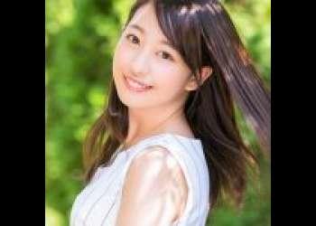 《三田杏》透明感が半端ない巨乳で清楚な18歳美少女が遂にAVデビュー!