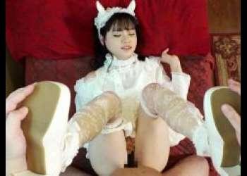 花音うらら 純潔ロリータがキモ親父に口もマンコも汚チンポで犯される動画