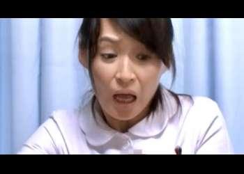 【熟年看護師】不意打ち射精に驚き精子を採取出来なかったので2回目は自らオカズになって興奮して挿入許して生ハメ性交