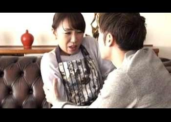 【藤澤美織】愛する息子の為に何でもする母親!無理矢理挿入されて女を思い出しセックス依存症な息子のサオで禁断の領域を超える