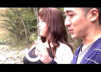 【三島奈津子】ぽっちゃり爆乳母と温泉旅でセックス!息子に愛の告白されキスだけが乳首を責められ快感に溺れ止まらないピストン