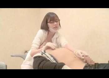 【深田えいみ】『美人スレンダー巨乳』こんな歯医者があれば通いたい!可愛い歯科衛生士が口の中だけではなく、乳首とチンポをしっかり痴療します!『淫乱痴女』