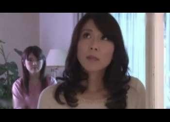木村はな・嫁のお母さんNTR、セクシー美熟女未亡人が娘の旦那と禁断SEXベロキス