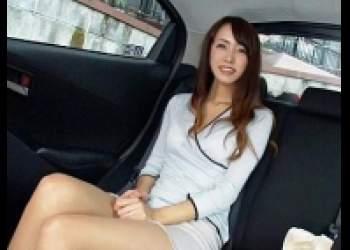 大石香織・スレンダー美人妻ナンパNTRファック、セレブ熟女がホテルで生ハメ中出し