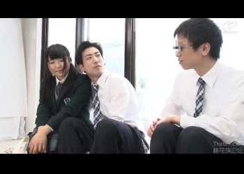 【MM号】彼氏持ちJKは企画で童貞相手に初体験をさせてあげるとどさくさ紛れて中出しされる!