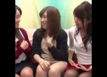 【レズキス】美女同士のレズプレイに発展?お友達同士の女の子ナンパ!これは期待できる!!