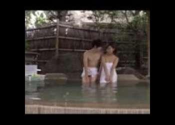 Highレベル抜ける~o(*^▽^*)o【温泉】サークルの旅行中の友達以上恋人未満の男女!混浴させるとどうなるかモニタリング!!