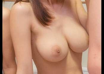 【女子校生】『激カワ美少女!巨乳爆乳おっぱいの可愛いJKがベロキス』美女と種付け中出し乱交騎乗位ハメ撮りセックス膣内射精