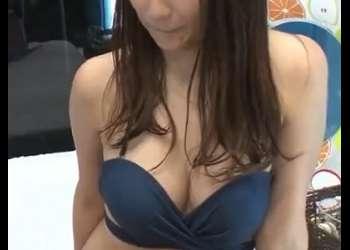 【マジックミラー】『美少女で巨乳爆乳おっぱいの可愛いお姉さん』美女が種付け中出しハメ撮りセックス膣内射精 素人ナンパ企画
