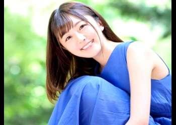 【弾ける笑顔で天真爛漫】『激カワ美少女!スレンダーで美乳おっぱいの可愛い美人お姉さんがフェラチオ』美女がフェラ手コキ