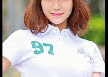 【韓国人】『激カワの外人美少女!スレンダーで巨乳おっぱいの美人痴女外国人お姉さんのベロキス』ボイン淫乱美女のフェラクンニ