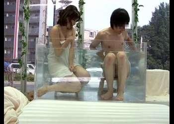 【素人ナンパ企画】『美少女!巨乳爆乳おっぱいの美人JDお姉さんが混浴温泉』美女女子大生がフェラや騎乗位ハメ撮りセックス