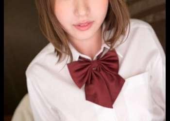 【女子校生】『激カワ美少女!スレンダーで美乳おっぱいで可愛い制服美人JKの風俗嬢』美女がフェラや騎乗位ハメ撮りセックス