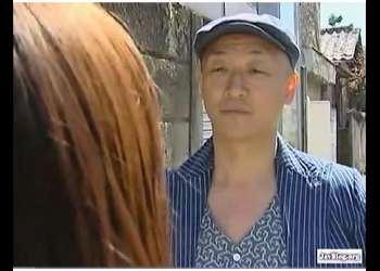 【飯島くらら+染島貢】見るからに柄の悪い田舎のチンピラ男です!プリンプリンしたアウロリJKと交際していました。