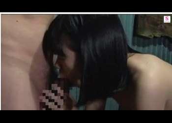 【相澤ゆりな+染島貢】ドスケベすぎる昭和の変態親父が娘とバスルームでフェラチオ!寝室でチンポコ挿入します。