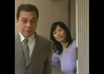 [北原夏美×小沢とおる]同じマンションの住人とエレベータでイチャ⇒愛人の部屋でSEX an19
