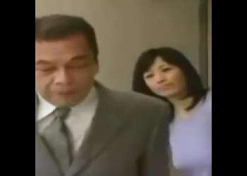 [北原夏美×小沢とおる]同じマンションの住人とエレベータでイチャ⇒愛人の部屋でSEX an14