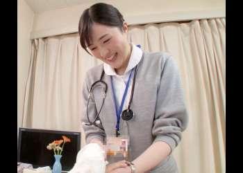 〖素人企画〗もう、、しょうがないなぁ♡♡入院生活で限界突破の性欲を優しい看護師にぶつけて素股からの挿入www