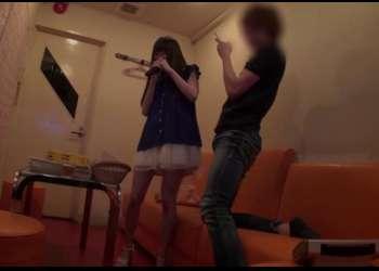 アイドルが参加したカラオケオフ会のビデオにオタクを装ったDQN集団の肉便器になる少女の姿が…