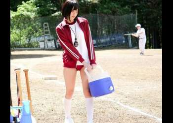 【涼森れむ】『野球部のみんなの為に…』自ら男子部員全員の性処理ペットになった美少女マネージャー