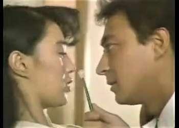 【懐かし】【白石ひとみ】美人女教師が同僚教師の吉田潤にレイプされ指マンに悶絶し激烈ピストンでイカされてしまう